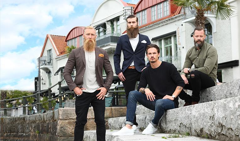 Warum tragen männer bart